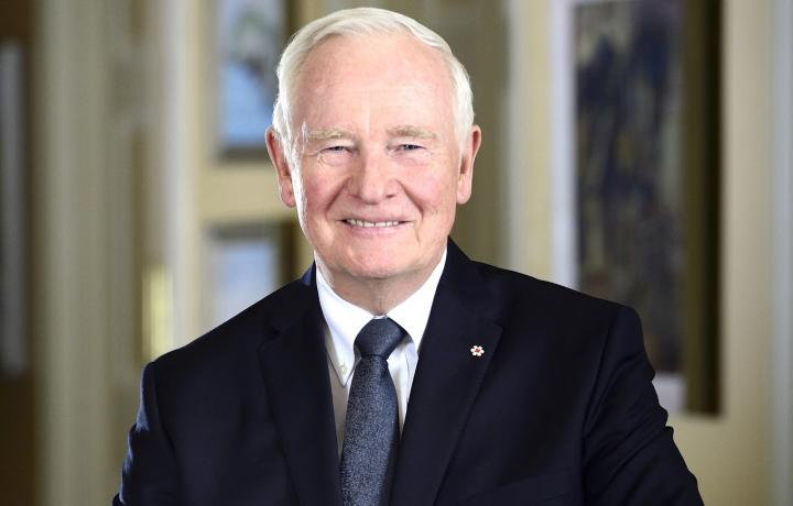 David Johnston Portrait