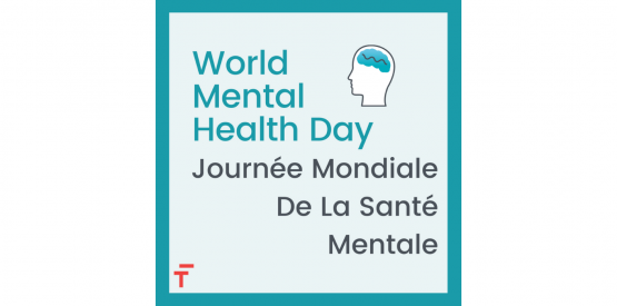 world mental health day thumbnail